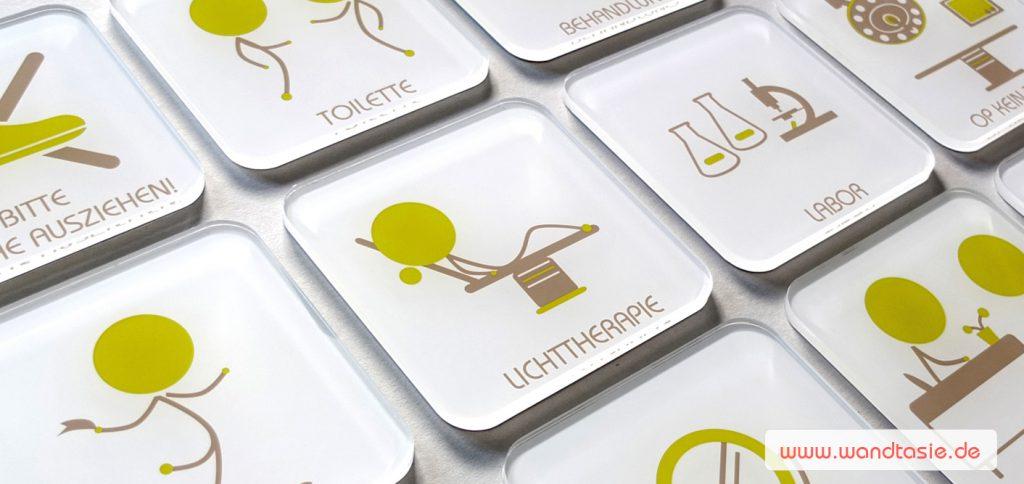 Moderne Schilder von www.wandtasie.de